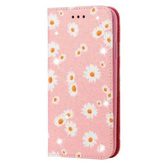 Housse Samsung Galaxy S10 Lite Marguerites