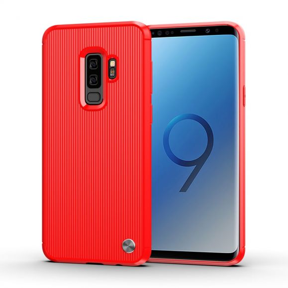 Coque Samsung Galaxy S9 Plus Flexible Strié