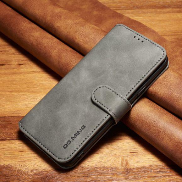 Housse Samsung Galaxy S9 Plus DG MING Style Rétro