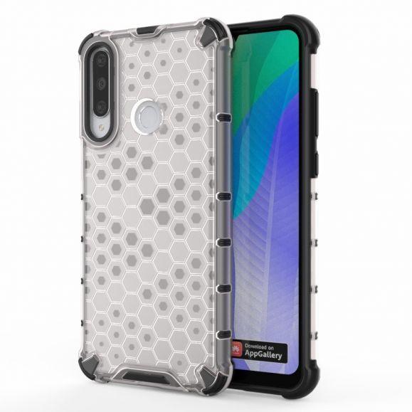 Coque Huawei Y6p Nid d'Abeille Antichoc