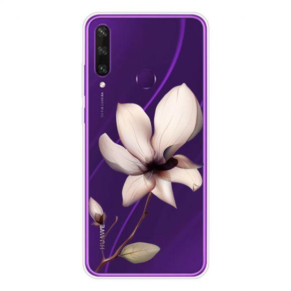 Coque Huawei Y6p fleur sauvage