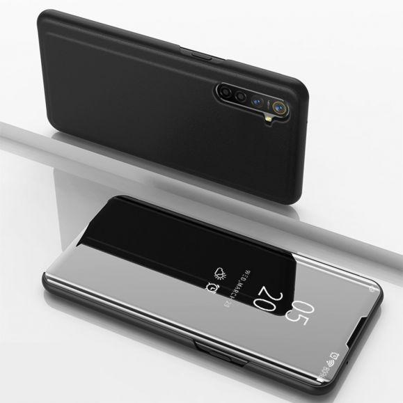Coque Realme 6 Pro avec rabat effet miroir