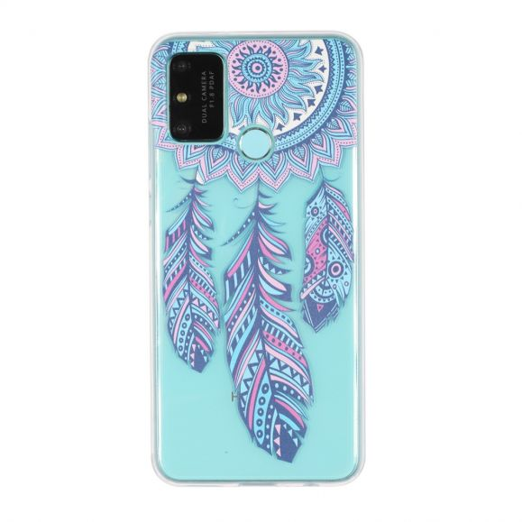 Coque Honor 9A mandala attrape rêves