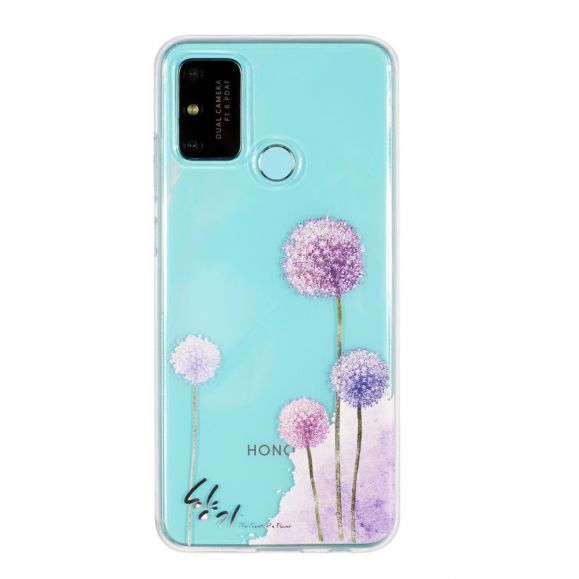 Coque Honor 9A pissenlits