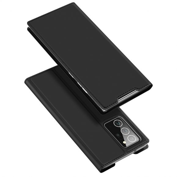 Housse Samsung Galaxy Note 20 Ultra Revêtement Satiné