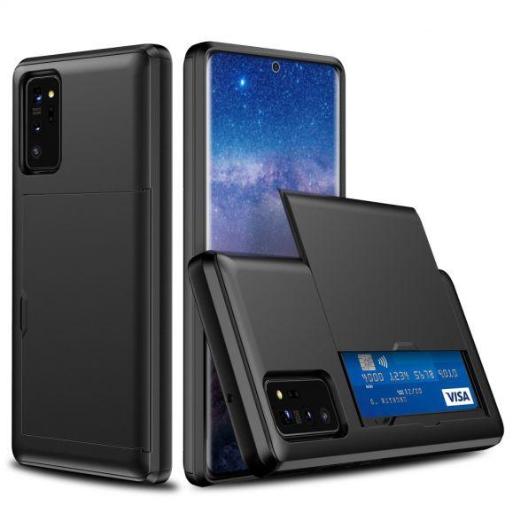 Coque Samsung Galaxy Note 20 Slide Porte Carte