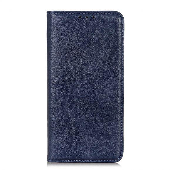 Flip cover Samsung Galaxy Note 20 Simone Effet Cuir Vieilli Porte Cartes