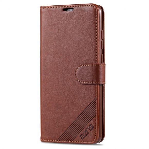 Housse Xiaomi Redmi 9 AZNS Retro Effet Cuir