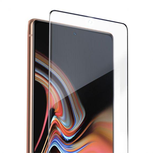 Protection d'écran Samsung Galaxy Note 20 en verre trempé full size