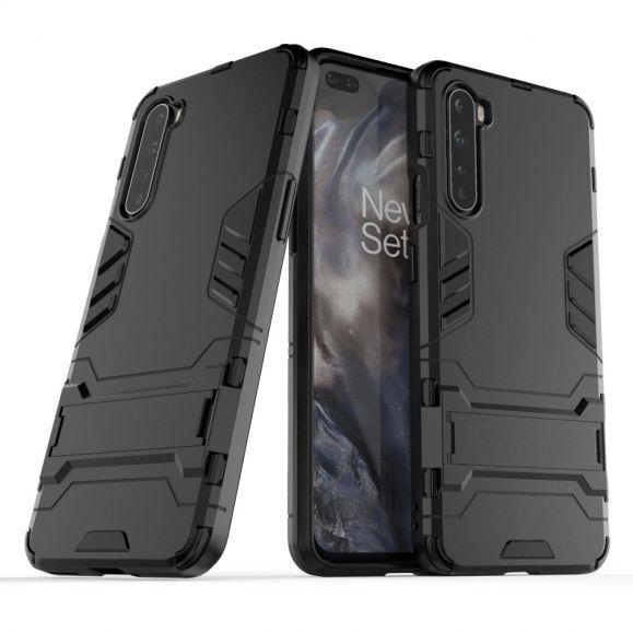 Coque OnePlus Nord cool guard antichoc avec support intégré