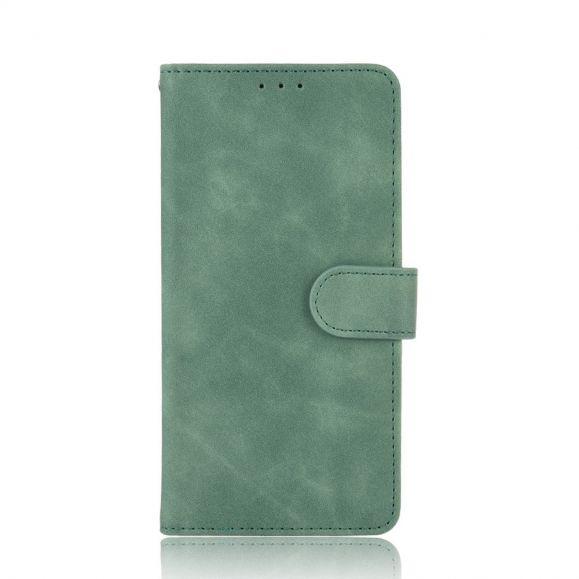Housse à rabat simili cuir pour OnePlus Nord - Vert