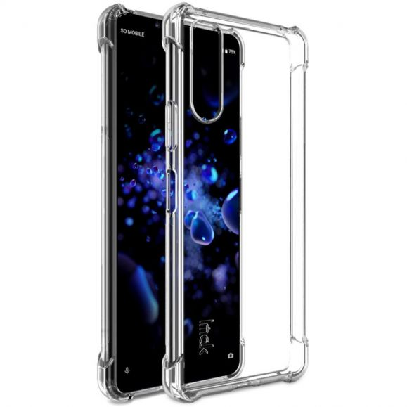 Coque Sony Xperia 10 II Class Protect Antichoc - Transparent
