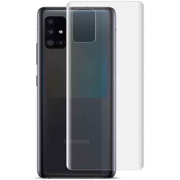 2 films protecteurs arrière en hydrogel pour Samsung Galaxy A51 5G