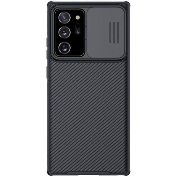 Coque Samsung Galaxy Note 20 Ultra avec cache objectif arrière
