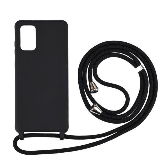 Coque Samsung Galaxy S20 Plus avec cordon bandoulière