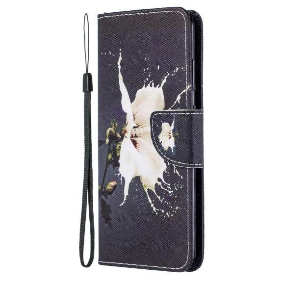 Housse Samsung Galaxy S20 Plus fleur sauvage