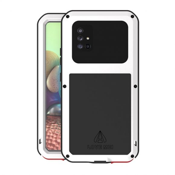 Coque Samsung Galaxy A51 5G LOVE MEI Powerful Ultra Protectrice
