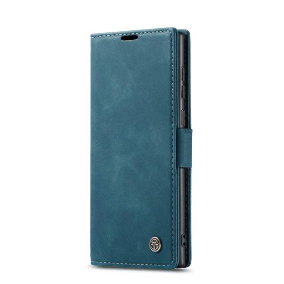 Housse Samsung Galaxy Note 20 Golias effet cuir - Vert