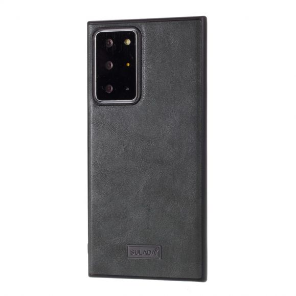 Coque Samsung Galaxy Note 20 Ultra SULADA Effet Cuir