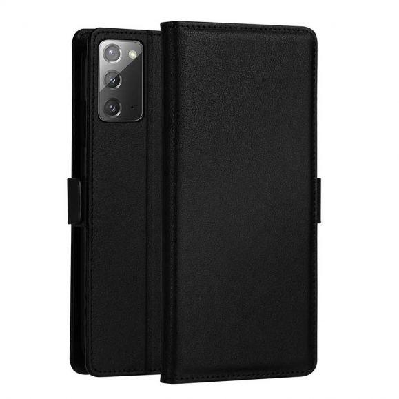 Housse Samsung Galaxy Note 20 L'Arthus imitation cuir