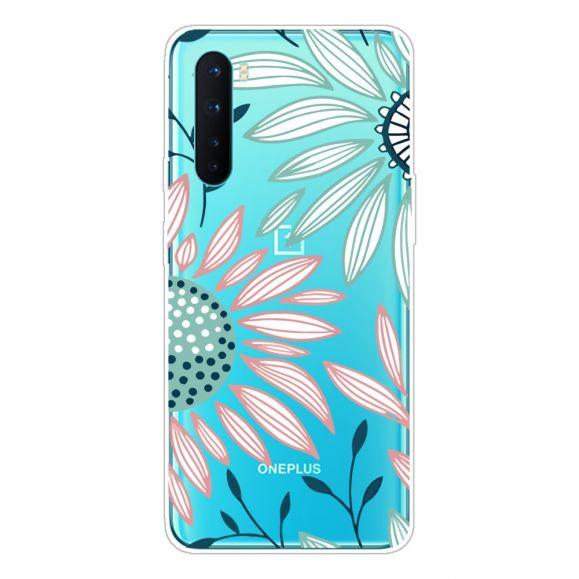 Coque OnePlus Nord Daisy fleurs