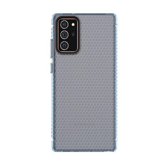 Coque Samsung Galaxy Note 20 Ultra Honeycomb en Silicone