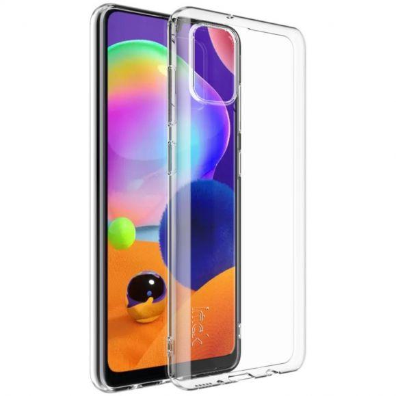 Coque Samsung Galaxy A31 Transparente en Gel