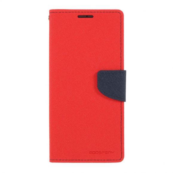 Housse MERCURY Fancy Bicolore pour Samsung Galaxy Note 20