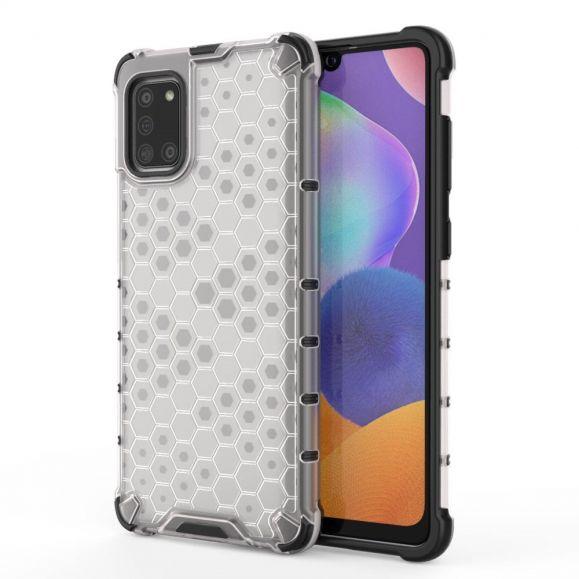 Coque Samsung Galaxy A31 Nid d'Abeille Antichoc