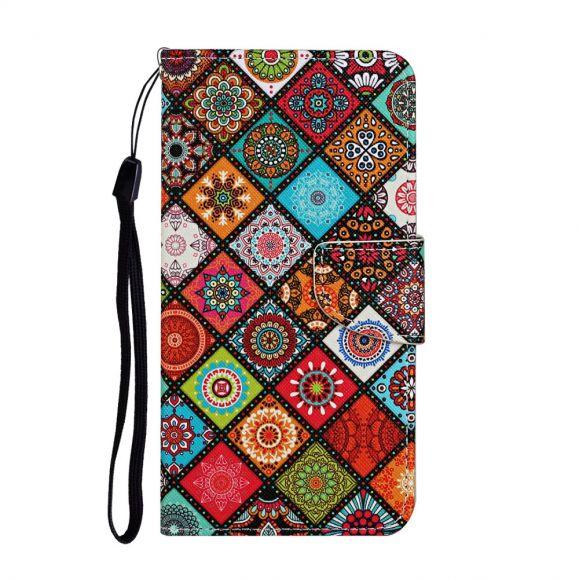 Housse Xiaomi Redmi 9A Kaleidoscope Mandala