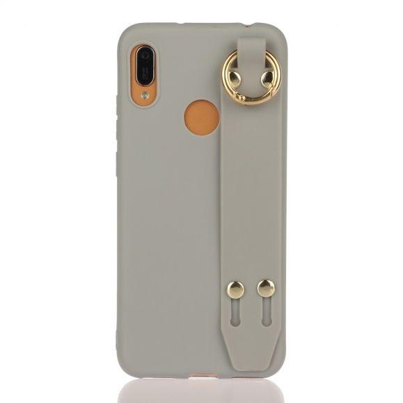 Coque Huawei Y6 2019 Strap en silicone