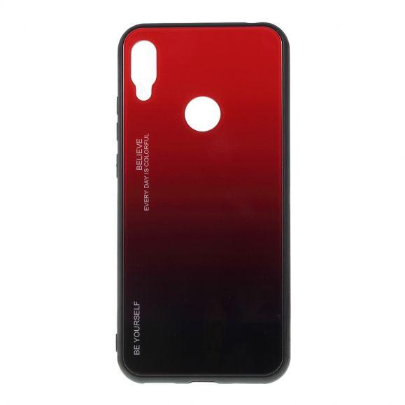 Coque Huawei Y6 2019 dégradé de couleurs