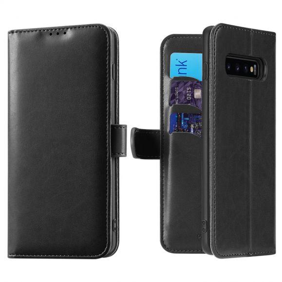 Housse Samsung Galaxy S10 Plus KADO Serie effet cuir