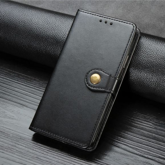 Housse Samsung Galaxy S10 Plus Indila Simili Cuir