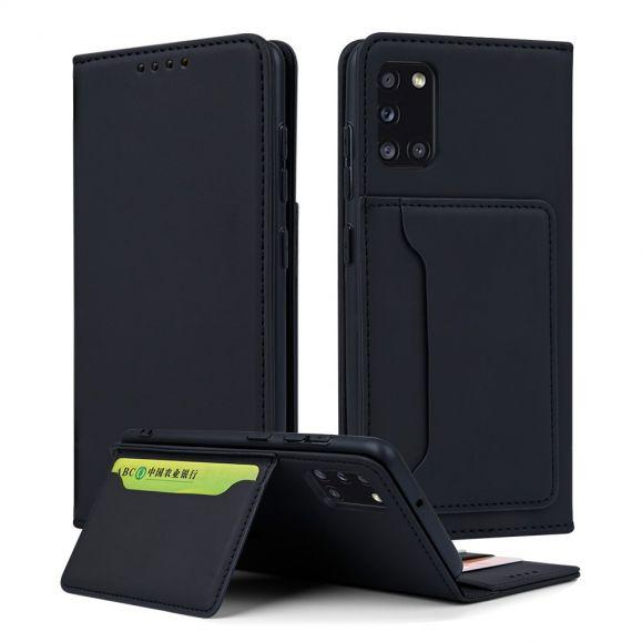 Étui folio soft touch pour Samsung Galaxy A31