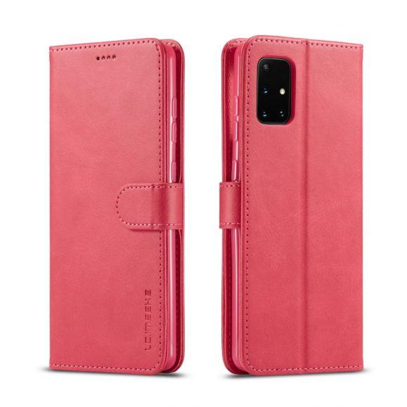 Étui folio Samsung Galaxy A31 LC.IMEEKE simili cuir