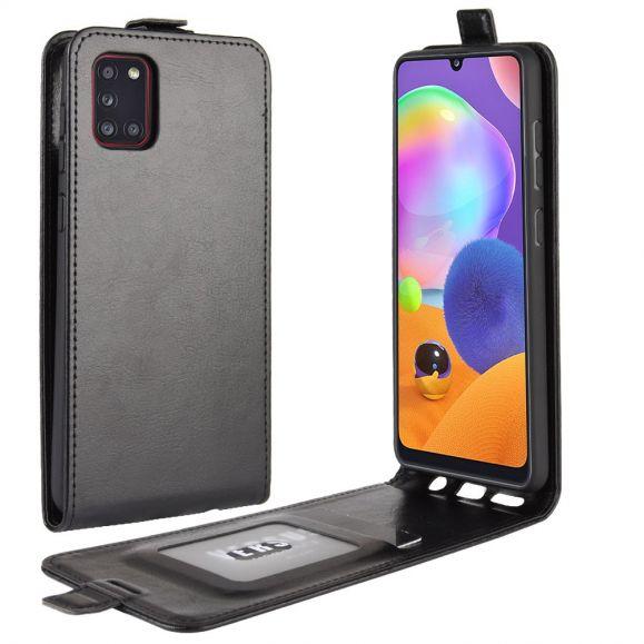 Housse Samsung Galaxy A31 simili cuir avec rabat verticale