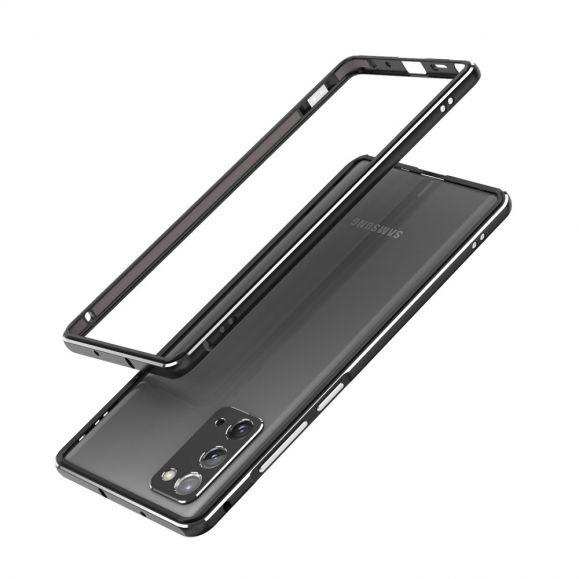 Bumper Aluminium pour Samsung Galaxy Note 20