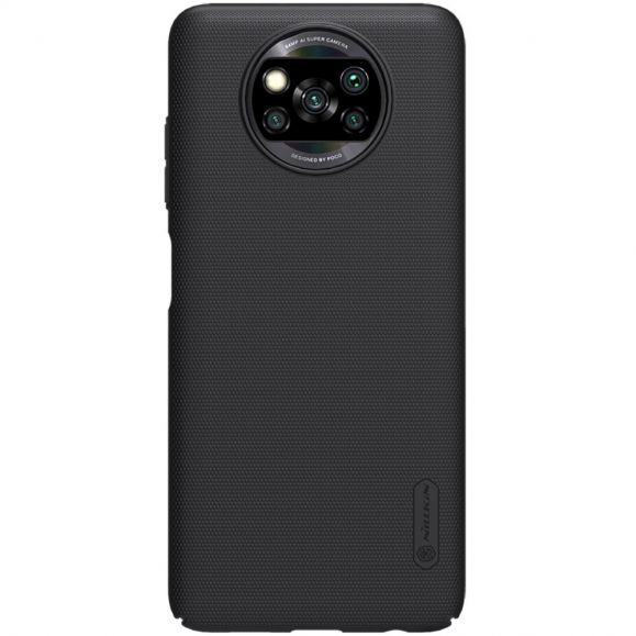 Coque Xiaomi Poco X3 NFC Nillkin Rigide Givré