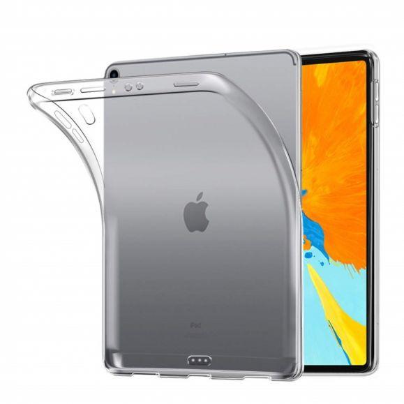 Coque transparente silicone pour iPad Air (2020)