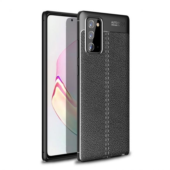 Coque Samsung Galaxy Note 20 Flexible Finition Grainé