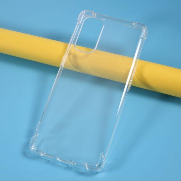 Coque Oppo Reno 4 Pro 5G transparente angles renforcés