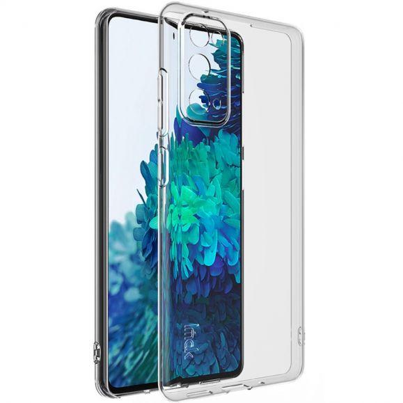 Coque Samsung Galaxy S20 FE Transparente en Silicone