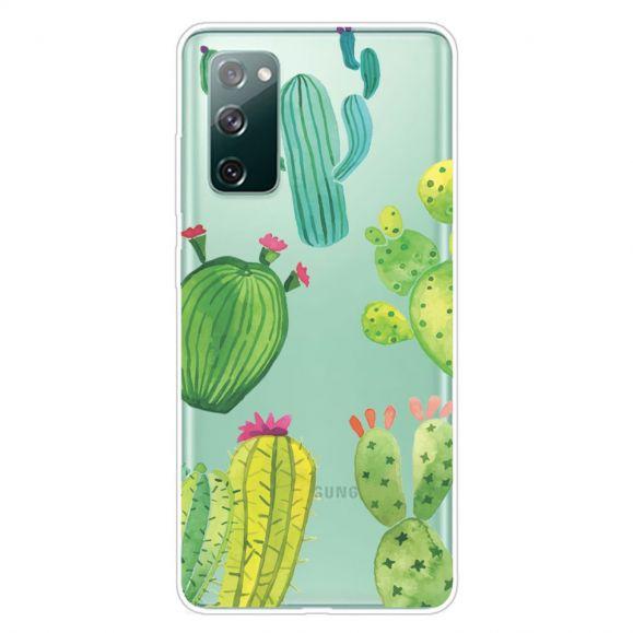 Coque Samsung Galaxy S20 FE Cactus