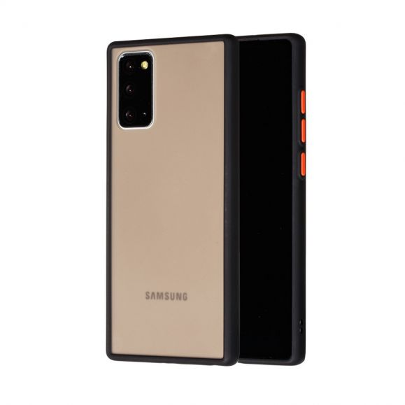 Coque Samsung Galaxy Note 20 fine effet mat
