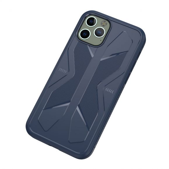 Coque iPhone 12 Pro Max Butterfly Fine en Silicone