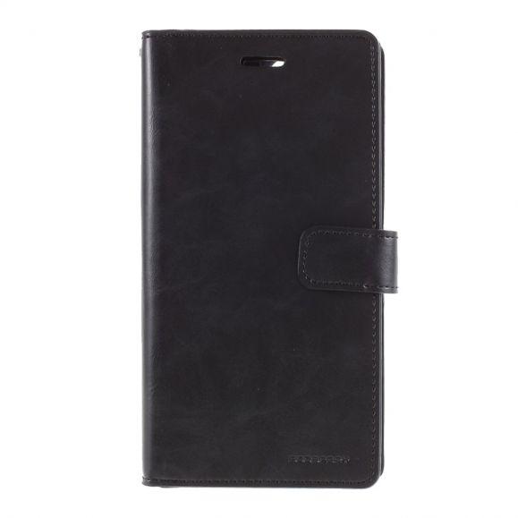 Housse iPhone 12 Pro Max Mansoor imitation cuir