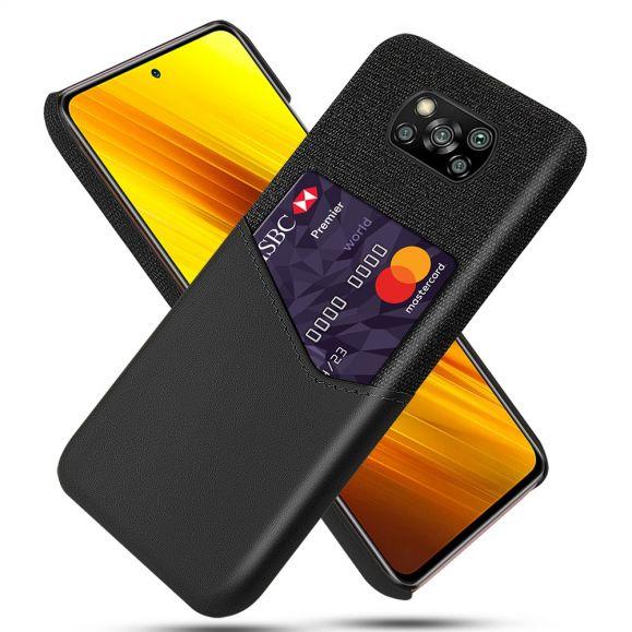 Coque Xiaomi Poco X3 NFC Olympus Effet Cuir