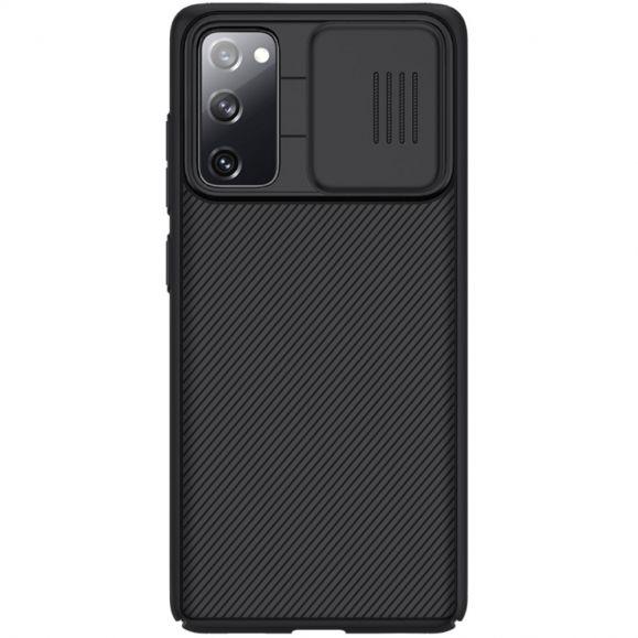 Coque Samsung Galaxy S20 FE avec cache objectif arrière