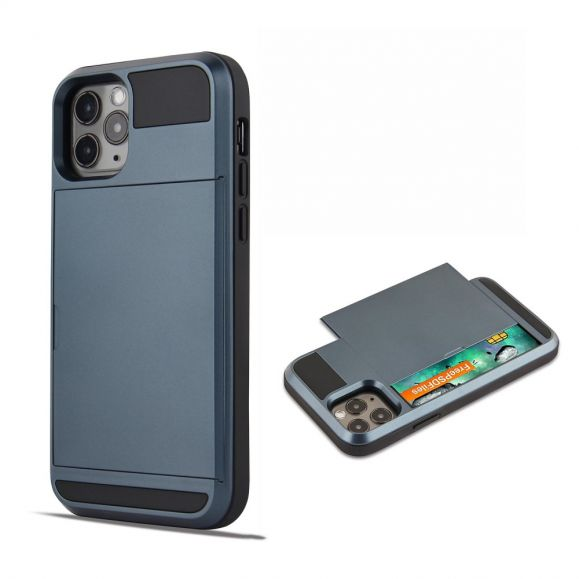 Coque iPhone 12 Pro Max Robuste Porte Carte